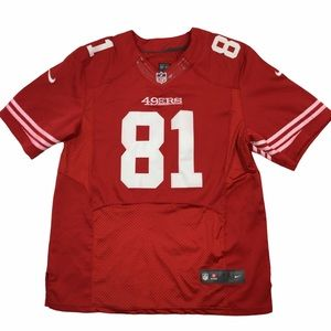 Nike SF 49ers NFL signed jersey